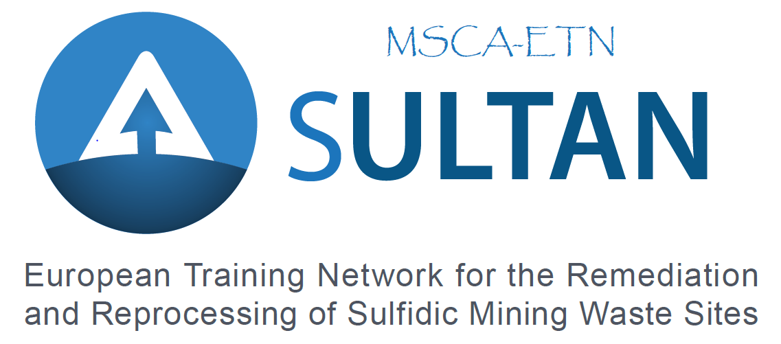 SULTAN - European Training Network for the Remediation and Reprocessing of Sulfidic Mining Waste Sites